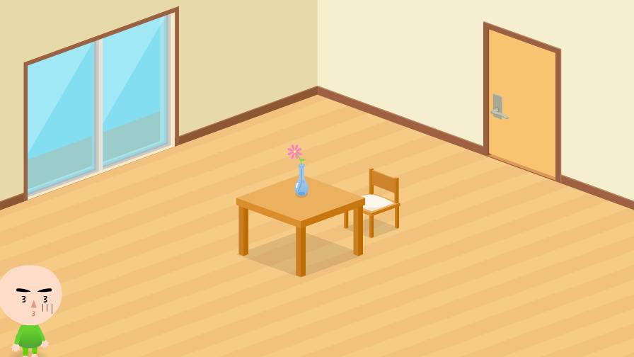 坊主2号さんの部屋写真
