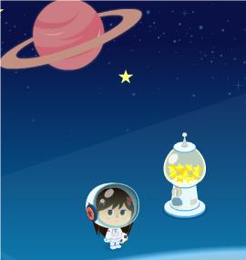 2011.9.15に撮影した【miki】さんの【宇宙2】での写真です。